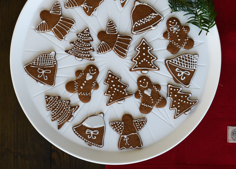 Pepparkakor (Swedish Gingerbread Biscuits)