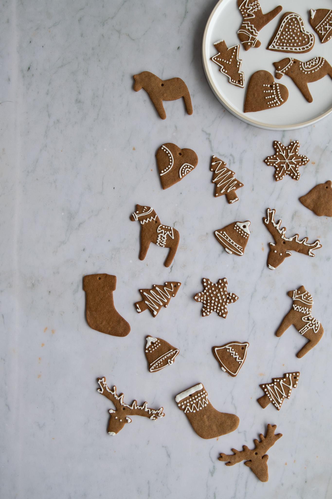 Swedish ginger thins