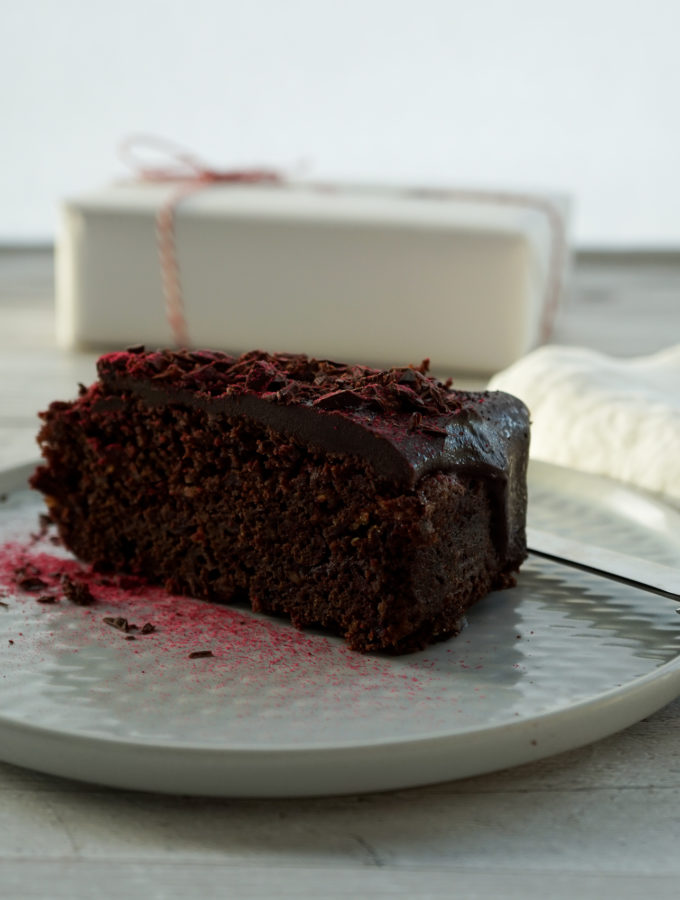 The Ultimate Beetroot & Chocolate Cake