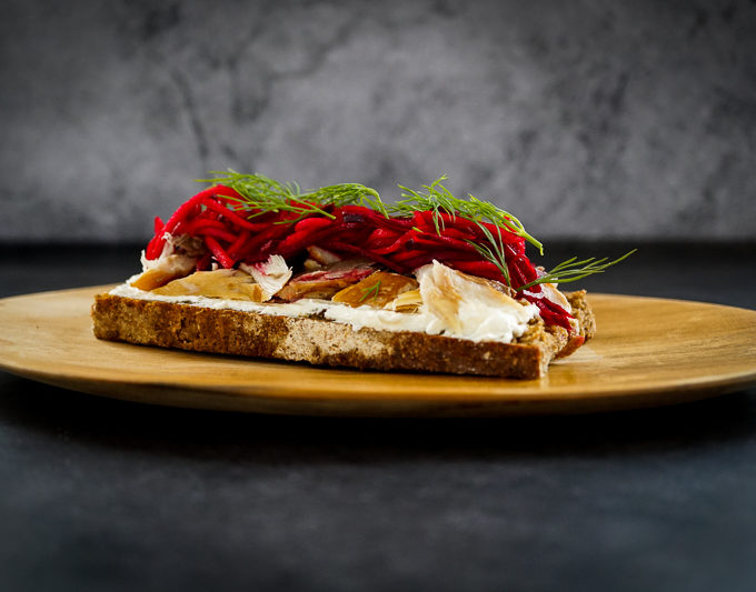 The Scandinavian Open Sandwich