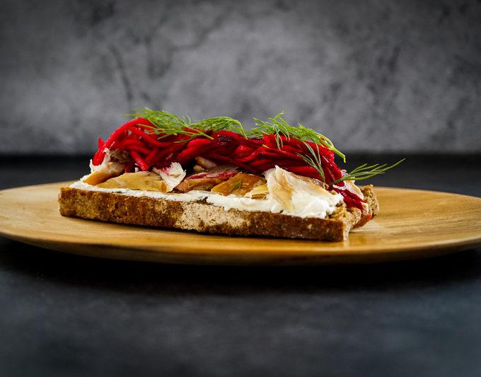 The Scandinavian Open Sandwich
