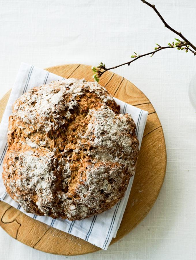 Quick, Easy and Delicious Irish Soda Bread