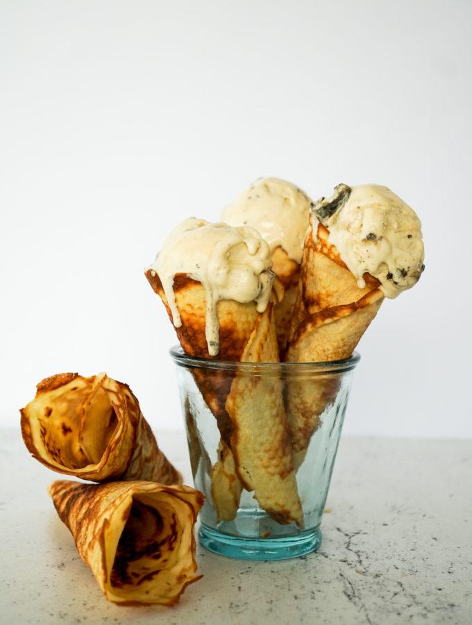 Liquorice Ice Cream
