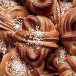 Swedish Cinnamon & Cardamom Buns