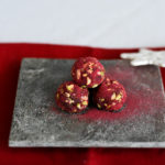 Raspberry & Chocolate Truffles