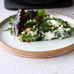 Green Vegetable Frittata