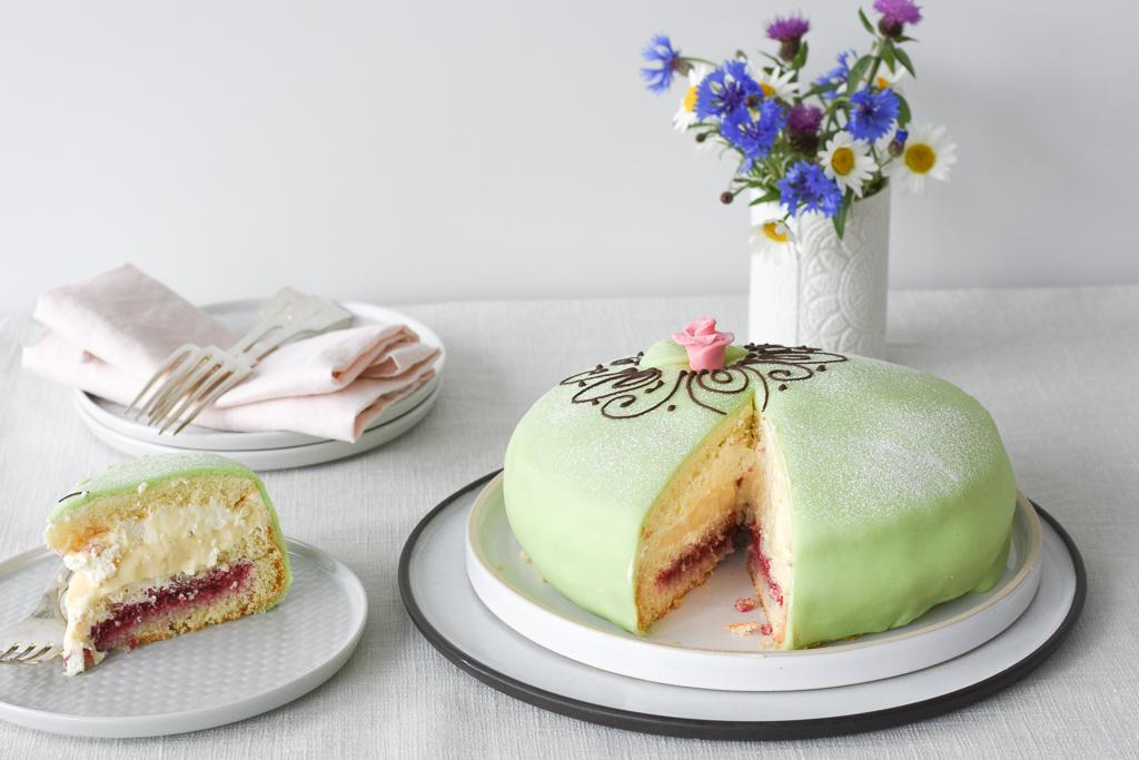 Cut Prinsesstårta