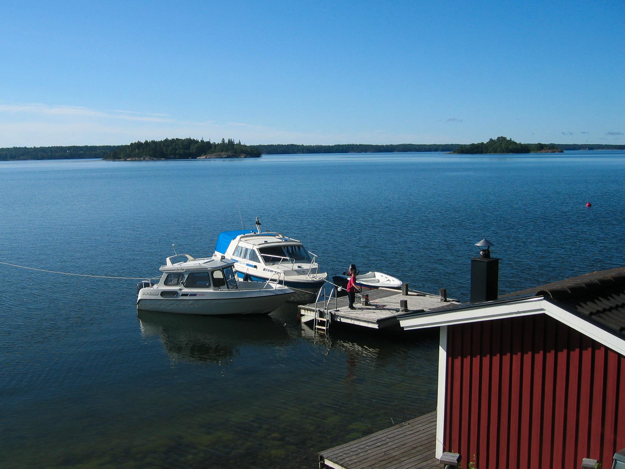 View from the Island of Gränö