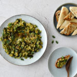 Charred Courgette & Sumac Dip