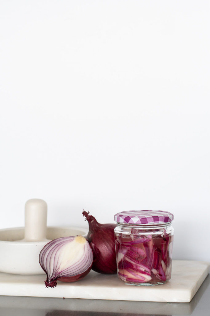 Swedish Pickled Onions
