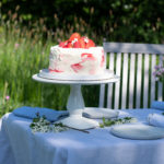 Swedish Midsummer Layer Cake