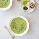 Healthy Green Gazpacho