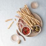 Sourdough breadsticks