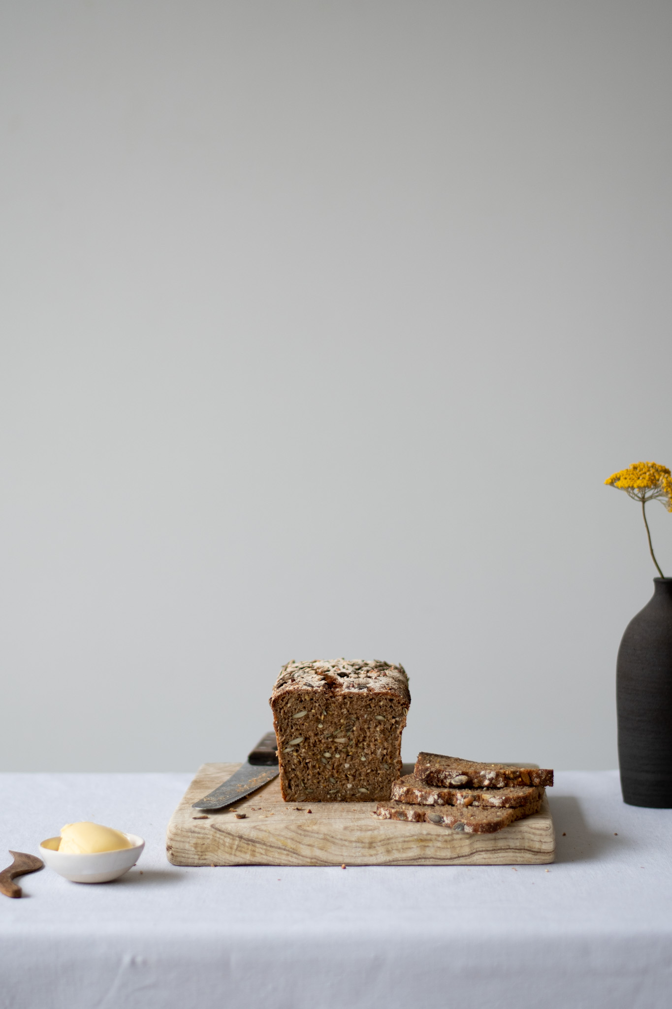 Danish Sourdough Rye