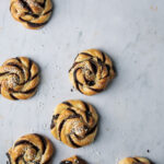 Chocolate & Cardamom Buns