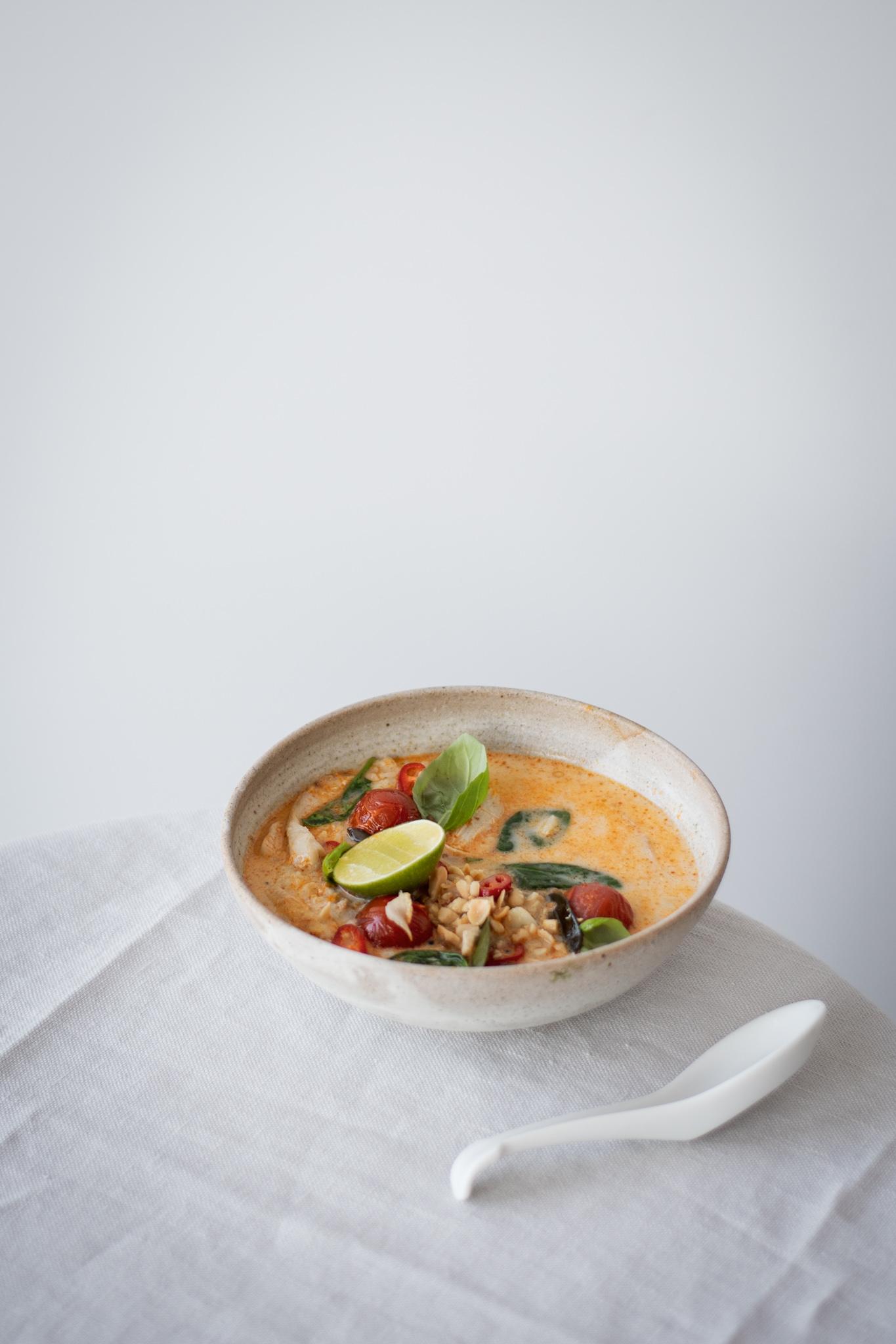 Thai Coconut Congee