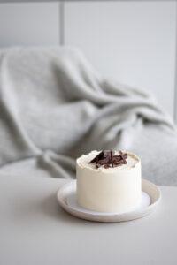 Chocolate Cake, Vanilla Buttercream
