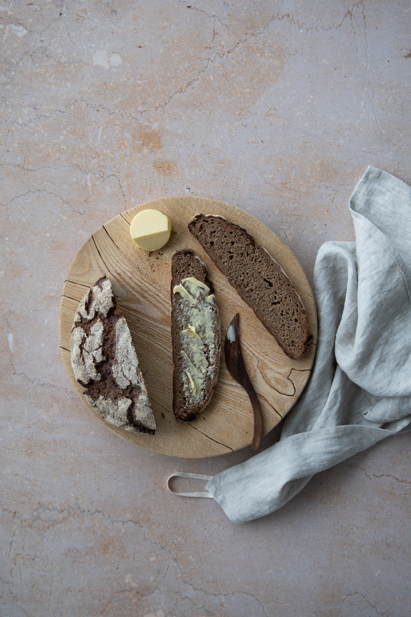 Finnish sourdough rye