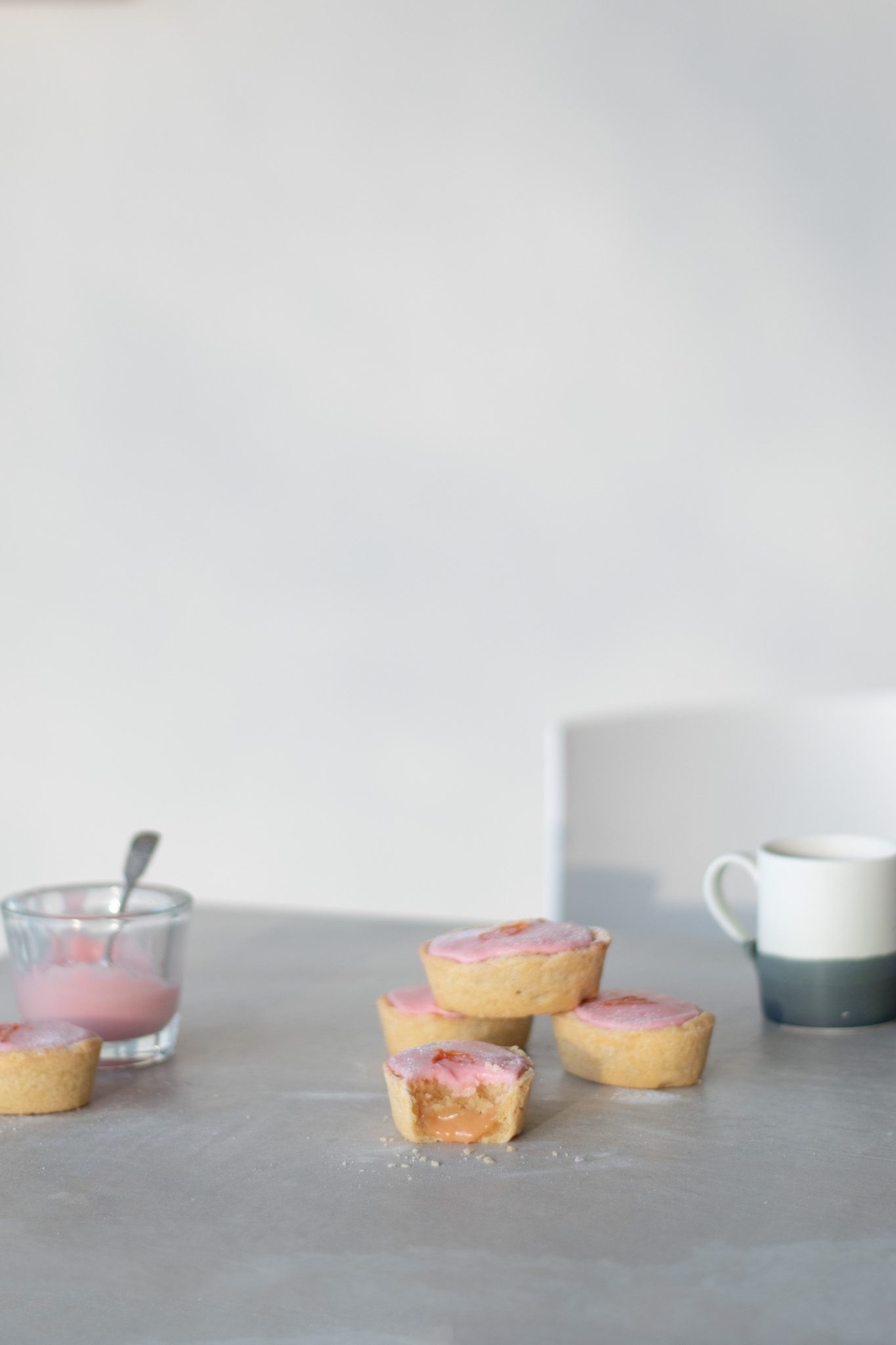 Mazariner (Swedish Almond Tarts)