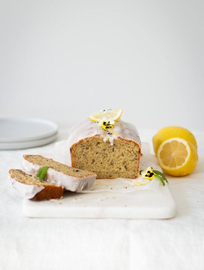 arl Gey, Lemon & Yogurst Loaf