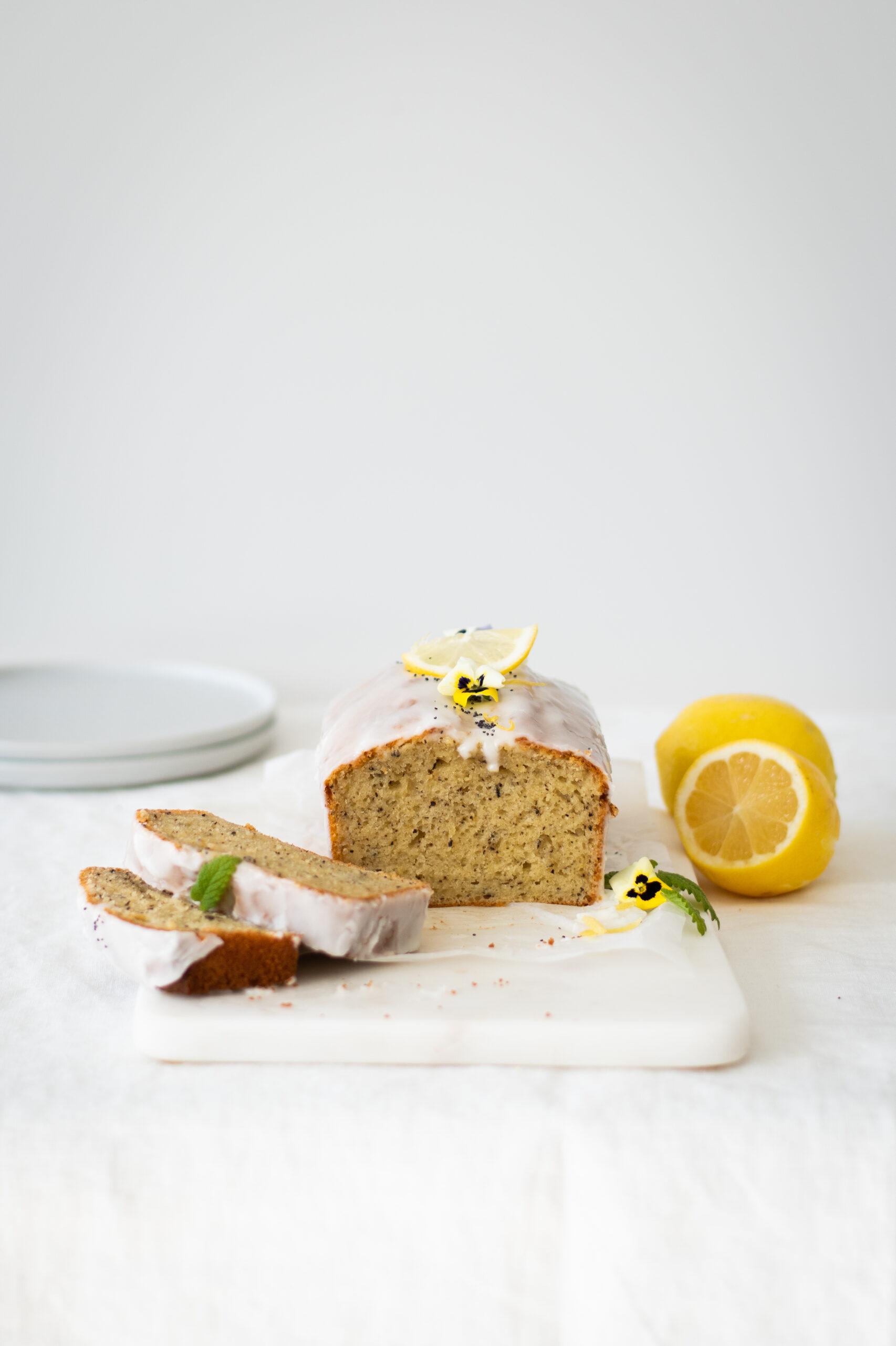 Earl Grey, Yogurt, Lemon Loaf