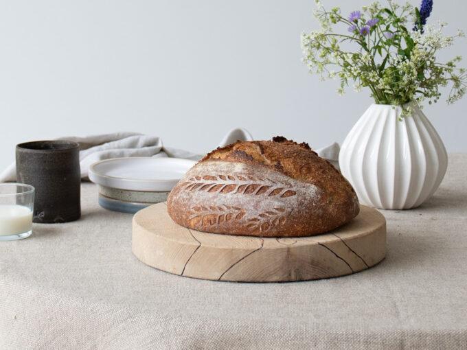 High Hydration Sourdough Loaf