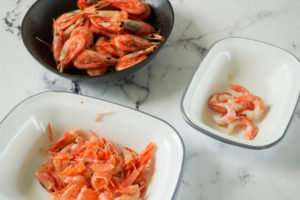 North Atlantic Prawns