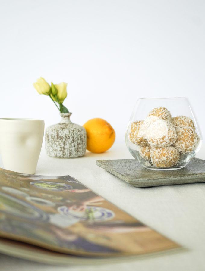 Three Irresistible Energy Ball Recipes