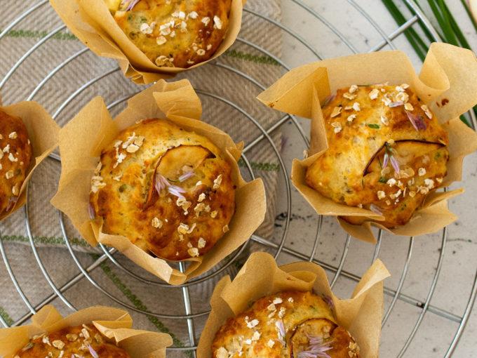 Autumn Bounty Muffins