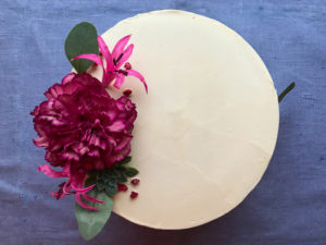Raspberry & Passionfruit Cake