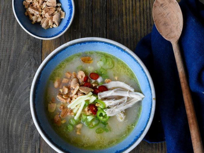 Thai Spiced Chicken Soup