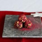 Raspberry & Chocolate Truffles