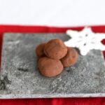 Ginger & Chocolate Truffles