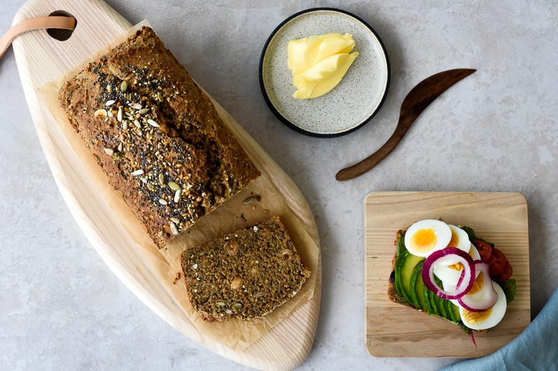 Limpa Open Sandwich