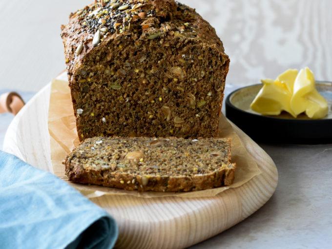 Swedish Seeded Limpa Bread